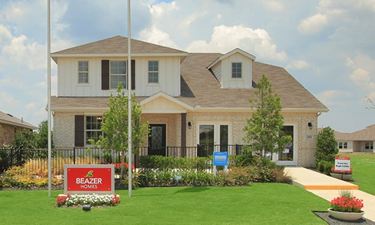 Beazer Homes Model