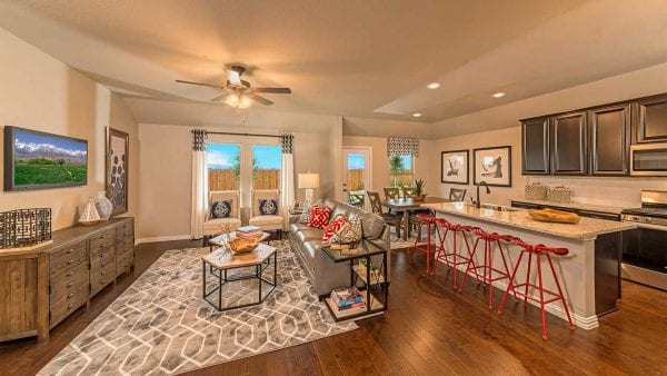 Beazer Homes - The Allegheny Model
