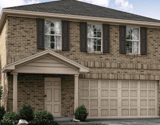 Rendering of Lennar Builder model home