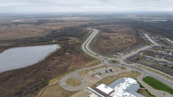 Wildcat Construction Aerial 2 December 2020