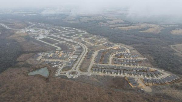Wildcat Construction Aerial 5 December 2020