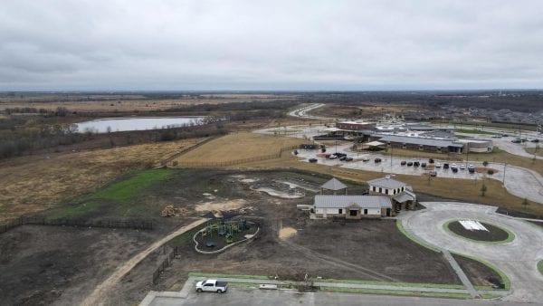 Wildcat Construction Aerial 6 December 2020