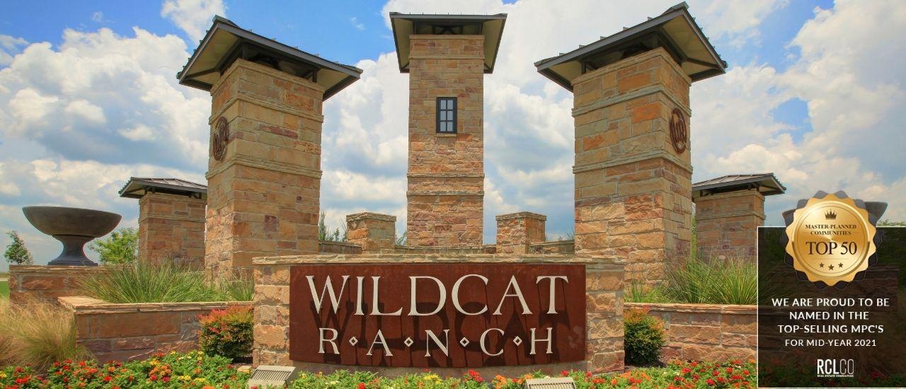 Wildcat Ranch Top Masterplan Community